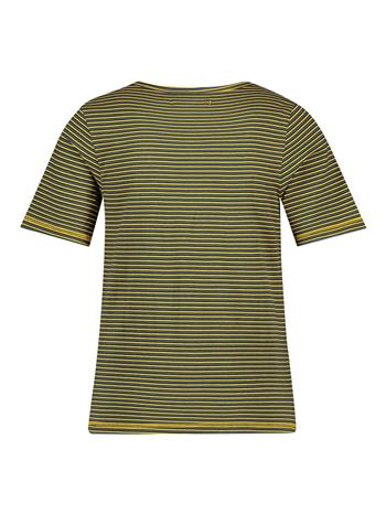 T-shirt jersey print- small stripes