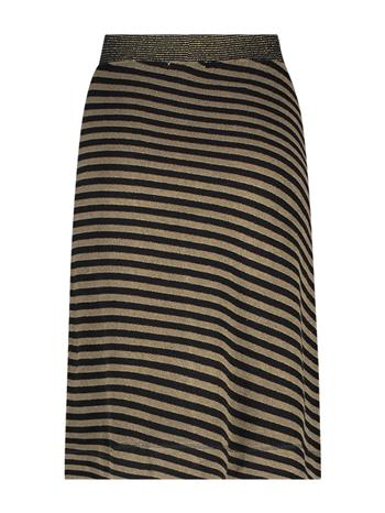 Terry skirt - stripe