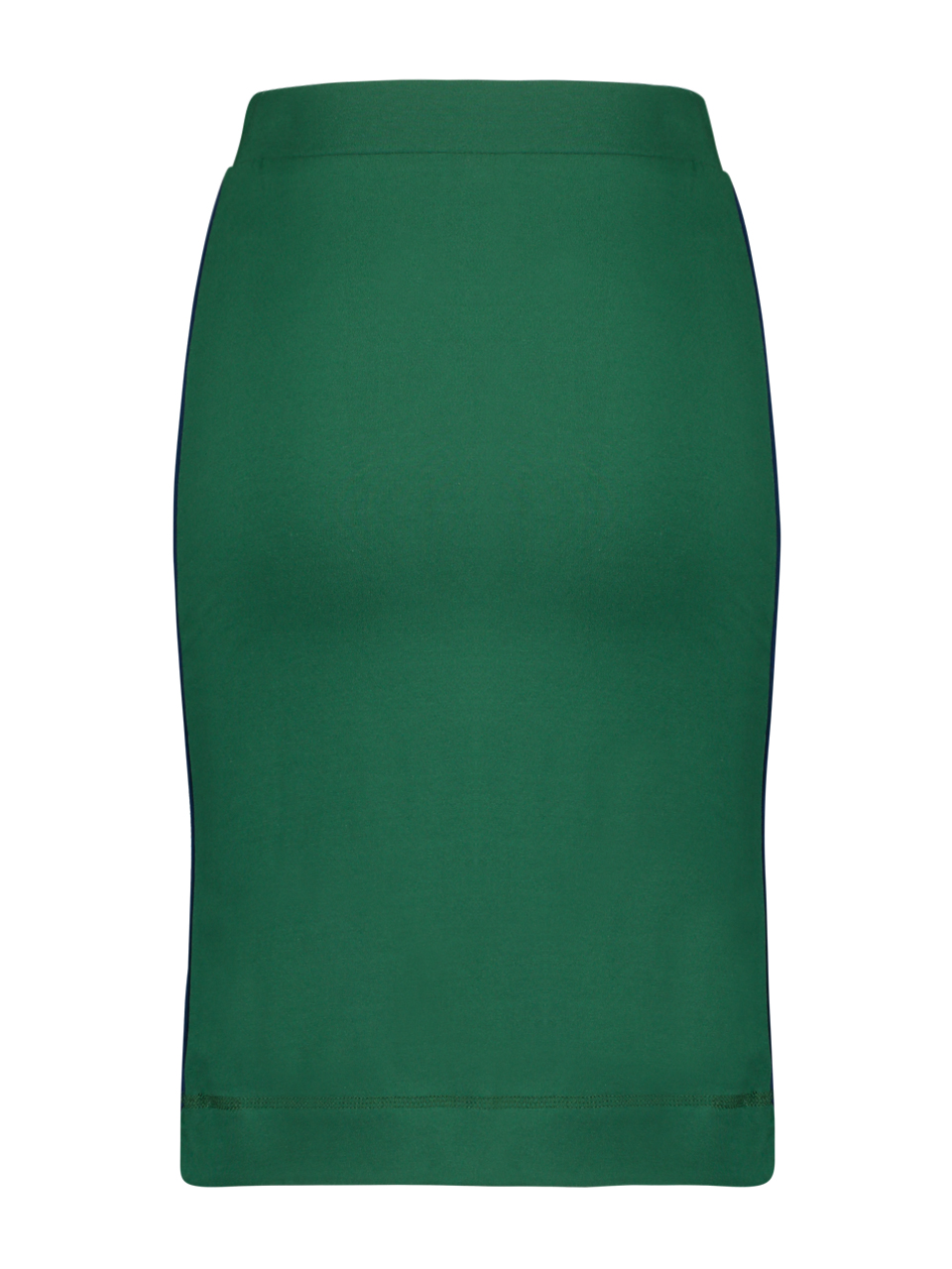 Skirt french knit - Green
