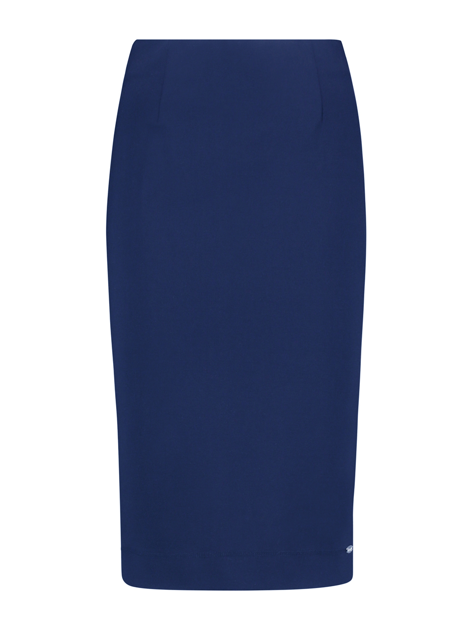 Skirt thick knit - D.blue