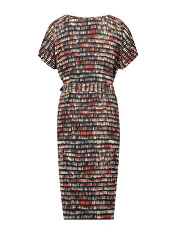 Dress / Tunic - long woven print