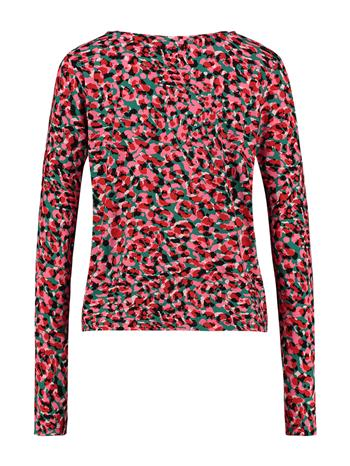 Shirt prints -  Red/green/pink panter